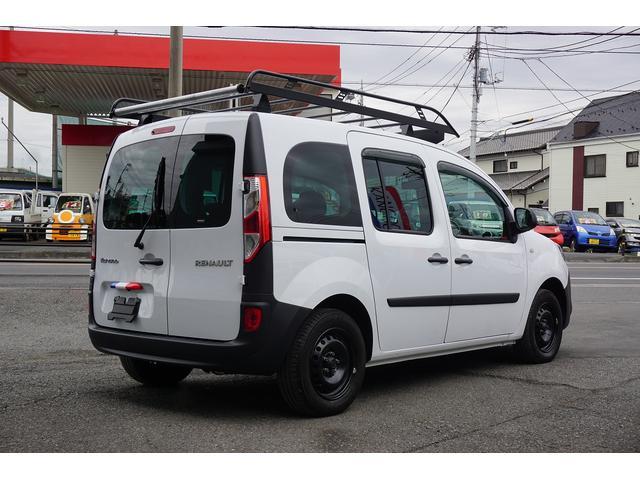 「ルノー」「 カングー」「ミニバン・ワンボックス」「千葉県」の中古車8