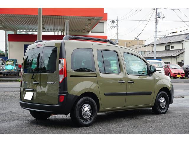 「ルノー」「カングー」「ミニバン・ワンボックス」「千葉県」の中古車8
