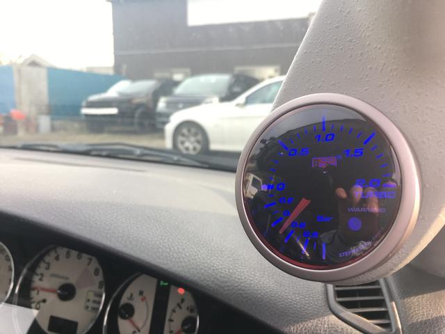 三菱 ランサー エボリューションVII GT-A brembo 社外マフラー