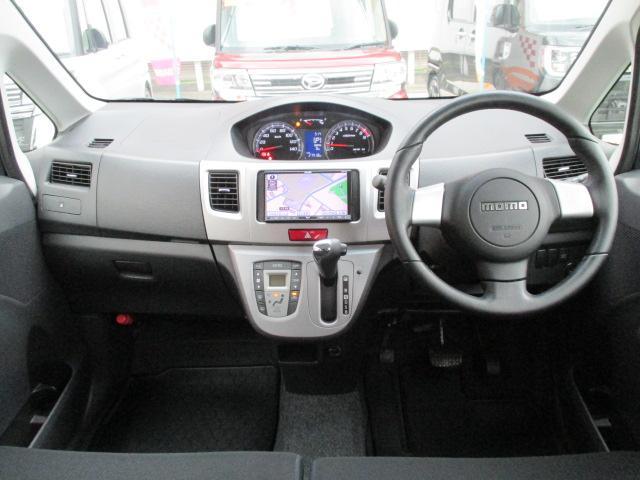 ダイハツ ムーヴ カスタム RS ターボ フルセグメモリーナビ ETC車載器