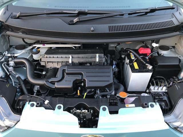 アイドリングストップで低燃費♪環境にやさしいエコカーです。