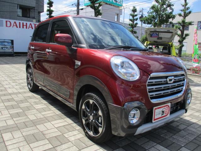 「ダイハツ」「キャスト」「コンパクトカー」「東京都」の中古車16