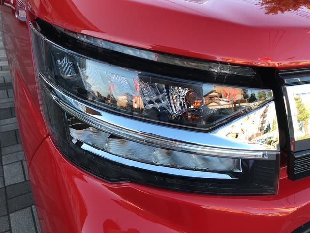 LEDヘッドランプは立ち上がりが早く、素早く前方を明るく照らしてくれます!!視認性バッチリで安心ですね!!!