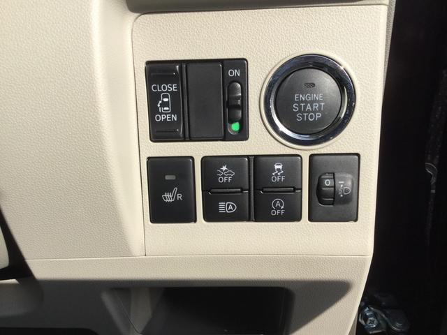 X SAIII 運転席シートヒーター 左側パワースライドドア(15枚目)