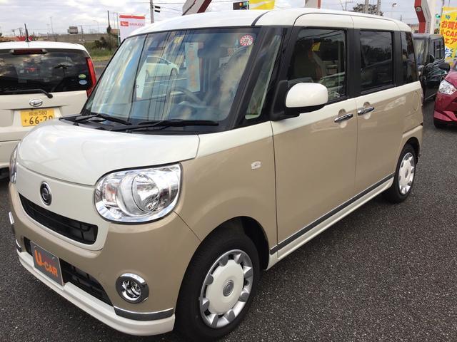 「ダイハツ」「ムーヴキャンバス」「コンパクトカー」「千葉県」の中古車7