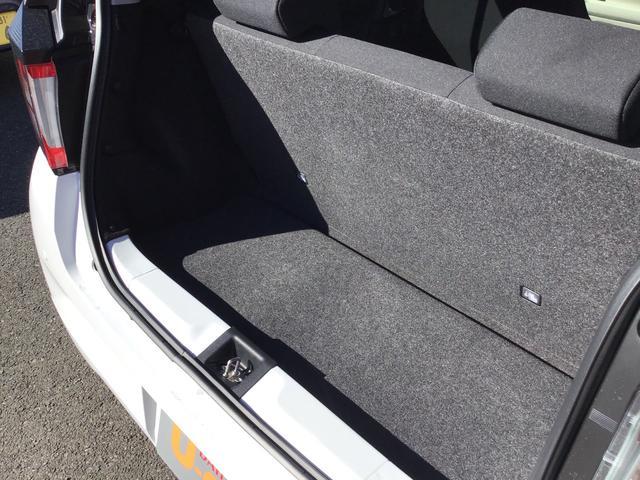 X リミテッドSAIII LEDヘッドランプ 電動格納式ドアミラー 後席スモークガラス キーレスエントリー コーナーセンサー オートハイビーム バックカメラ セキュリティアラーム UVカットガラス(フロントウィンドウ)付き(27枚目)