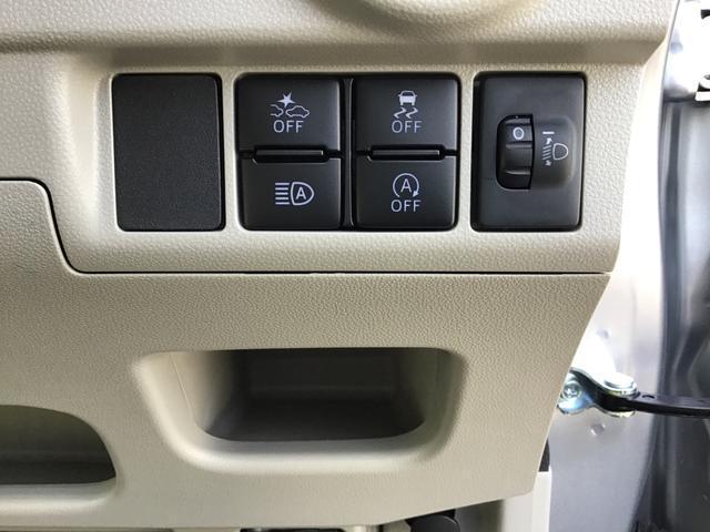 L SAIII キーレスエントリー エアコン パワステ ABS UVカットガラス 後席スモークガラス タコメーター ミラー付きサンバイザー ラゲージアンダーボックス セキュリティアラーム 付き(5枚目)