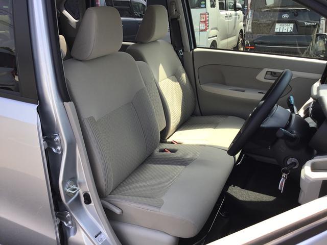 L SAIII キーレスエントリー エアコン パワステ ABS UVカットガラス 後席スモークガラス タコメーター ミラー付きサンバイザー ラゲージアンダーボックス セキュリティアラーム 付き(12枚目)