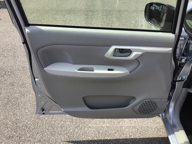 L SAIII キーレスエントリー エアコン パワステ ABS UVカットガラス 後席スモークガラス タコメーター ミラー付きサンバイザー ラゲージアンダーボックス セキュリティアラーム 付き(18枚目)