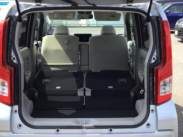 L SAIII キーレスエントリー エアコン パワステ ABS UVカットガラス 後席スモークガラス タコメーター ミラー付きサンバイザー ラゲージアンダーボックス セキュリティアラーム 付き(25枚目)