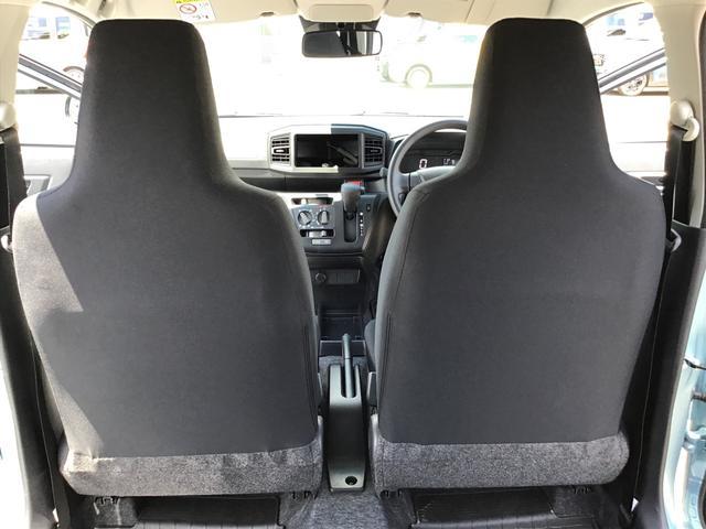 L SAIII キーレスエントリー オートハイビーム 前後コーナーセンサー アイドリングストップ機能 エアコン 運転席助手席エアバッグ ABS パンク修理キット フロアマット付き(27枚目)