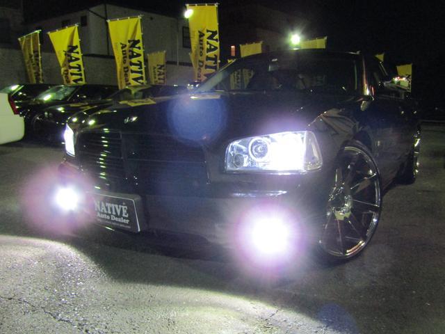 ダッジ ダッジ チャージャー SXT 新品LUXXX22in CarFax走行証明付