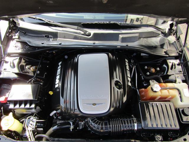 クライスラー クライスラー 300C 5.7HEMI DIABLO22in インダッシュHDDナビ