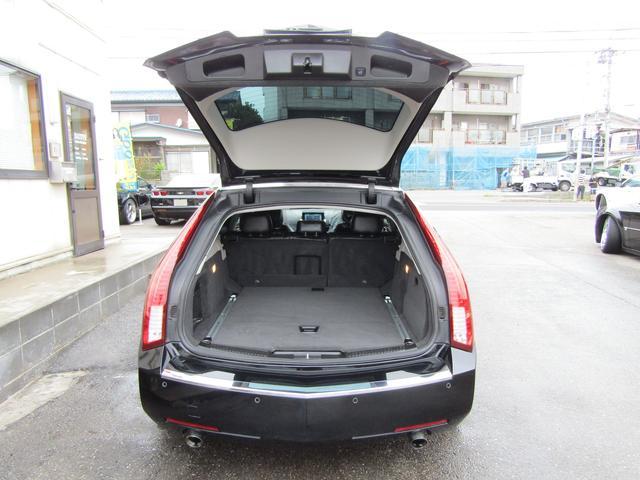 「キャデラック」「キャデラックCTSスポーツワゴン」「ステーションワゴン」「千葉県」の中古車11