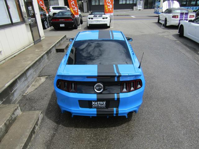 V6 GTスタイリング GIOVANNA22in ローダウンサス  LUXフルエフェクト ダクトフェンダー エレノアガーニッシュ カーボンレーシングストライプ(38枚目)