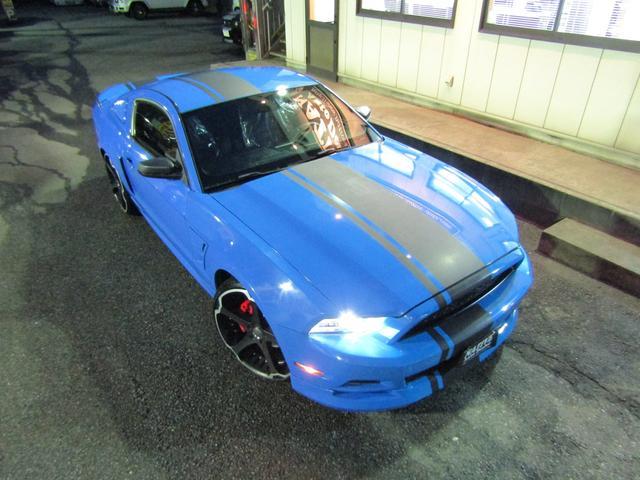 V6 GTスタイリング GIOVANNA22in ローダウンサス  LUXフルエフェクト ダクトフェンダー エレノアガーニッシュ カーボンレーシングストライプ(45枚目)