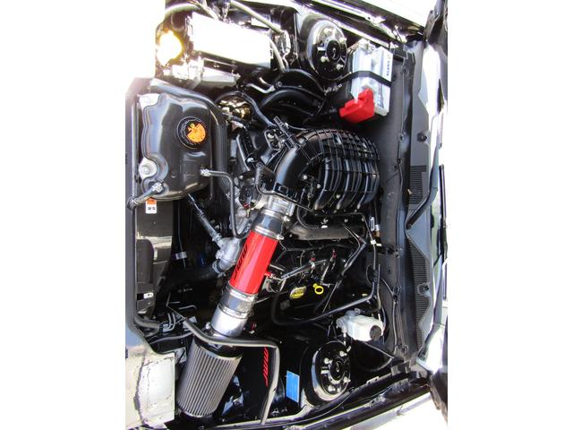 V6 プレミアム GT500スタイリング WORK LS20in メモリーナビ地デジ ETC バックカメラ VIPERセキュリティー レーシングストライプ(20枚目)