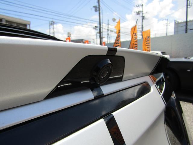 V6 プレミアム GT500スタイリング WORK LS20in メモリーナビ地デジ ETC バックカメラ VIPERセキュリティー レーシングストライプ(35枚目)