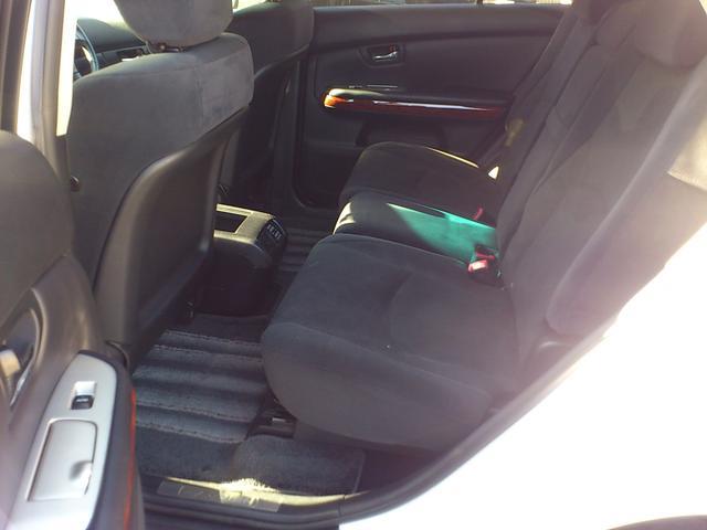 トヨタ ハリアー 240G シャルマン新品22インチアルミ HDDナビ 地デジ