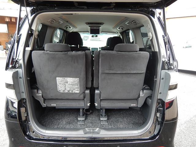 トヨタ ヴェルファイア 2.4Z プラチナムセレクション HDDナビ 後席モニター