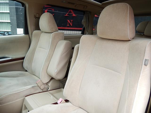 トヨタ アルファード 350S Cパッケージ サンルーフ クルーズコントロール