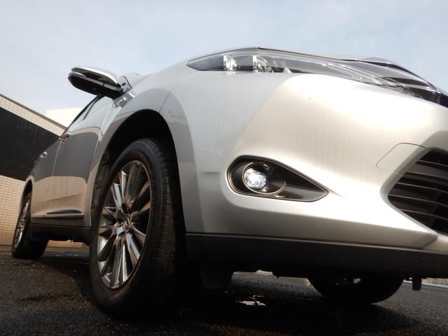 「トヨタ」「ハリアーハイブリッド」「SUV・クロカン」「千葉県」の中古車46
