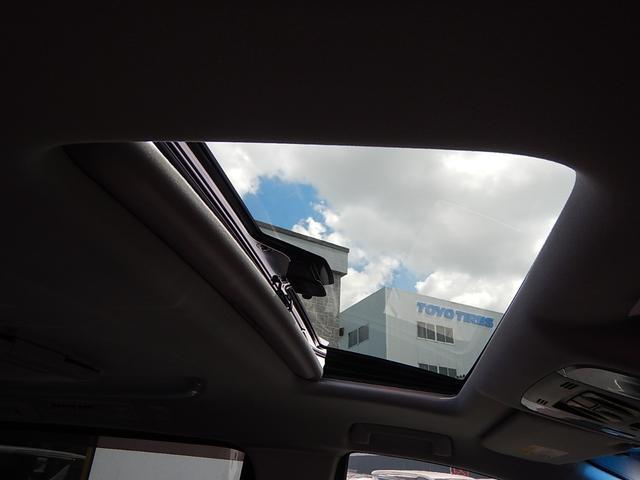 2.5Z Aエディション サンルーフ 純正10インチナビ フルセグ バックカメラ フリップダウンモニター クルーズコントロール ETC 両側パワースライドドア 純正18AW(24枚目)