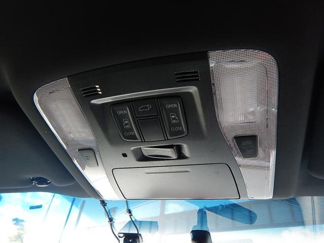 2.5Z Aエディション ゴールデンアイズ 純正大型ナビ フルセグ バックカメラ ハーフレザー パワーバックドア 両側パワースライドドア クルーズコントロール ブルートゥース ドラレコ 100V電源(32枚目)
