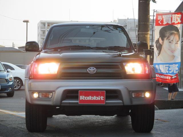 「トヨタ」「ハイラックスサーフ」「SUV・クロカン」「千葉県」の中古車2