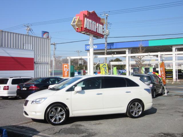 「トヨタ」「マークXジオ」「ミニバン・ワンボックス」「千葉県」の中古車19