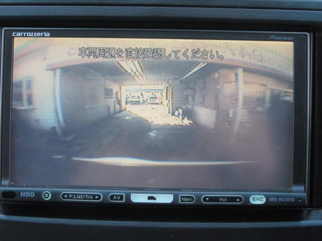 240F 3列7人乗り DVDビデオ再生対応HDDナビ フルセグTV CD約2000曲4倍速録音 バックカメラ スマートキー ETC HIDヘッドランプ フロントフォグ 新品タイヤ4本付 +-式CVT(7枚目)