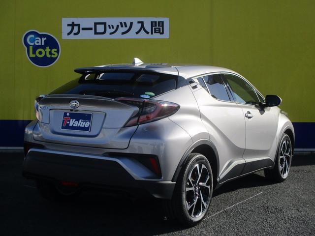 トヨタ C-HR G-T LEDライト Tコネクトナビ セーフティセンス