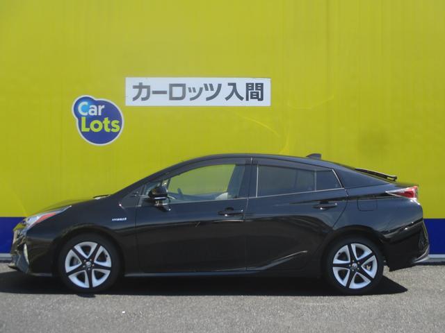 トヨタの安心U-car「T-Value」の項目のひとつである『まるごとクリーニング』でボディもしっかり磨きます。ピカピカのプリウスを是非ご覧ください!早い者勝ちです!