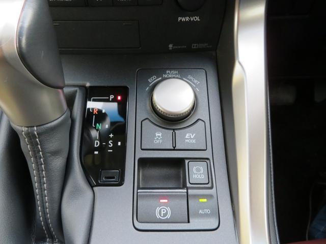 NX300h Iパッケージ 純正SDナビ フルセグ 革シート(7枚目)