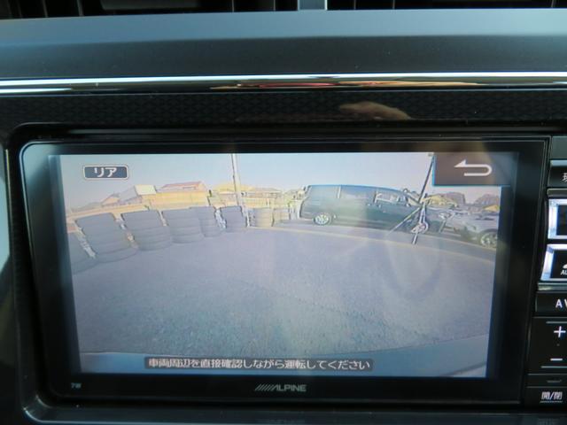 S アルパインSDナビ バックカメラ ETC 地デジ(4枚目)