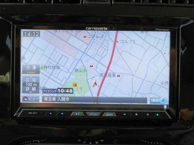 クロスアドベンチャー 社外HDDナビ シートヒーター ターボ(3枚目)