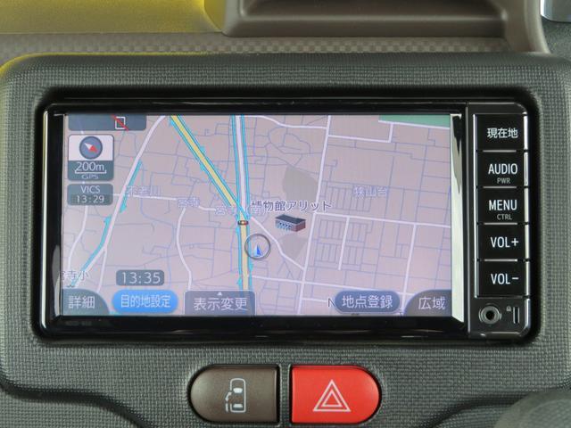 F クイーンII 純正SDナビ CD ワンセグ HID オートライト 片側Pスラドア スマートキー ETC バックカメラ アイドリングストップ Bluetooth オートハイビーム ステアリングスイッチ TSSC(3枚目)