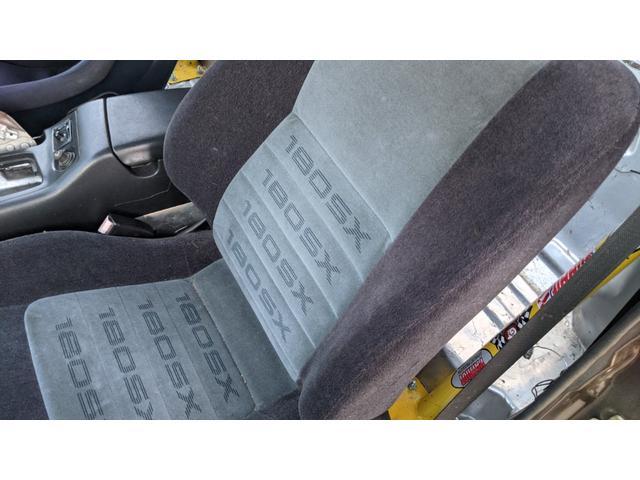 車高調 デフ ワイドフェンダー ロールバー デュアルマフラー 純正エアロ デフィブースト計 強化クラッチ スタンスマジック18インチ S14タービン(21枚目)