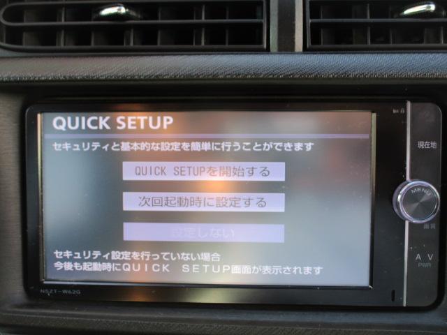 トヨタ アクア S ETC バックカメラ メモリーナビ