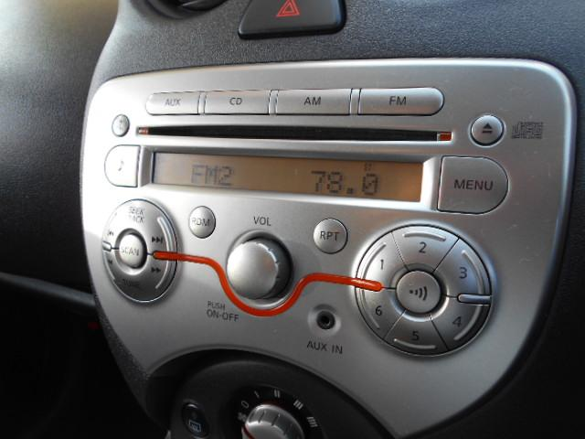 日産 マーチ 12S CD ETC