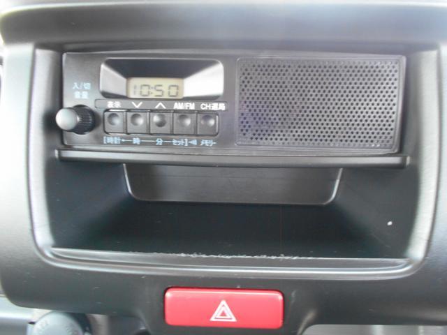 PA 2速発信 両側スライドドア 純正ラジオ(14枚目)