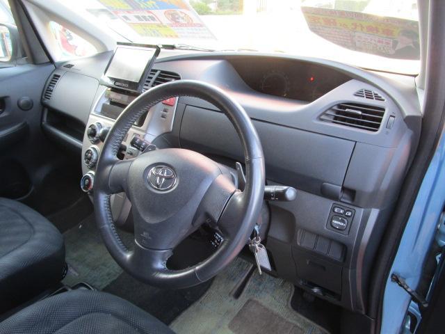 トヨタ ラクティス G HIDセレクション HDDナビ フルセグ DVD ETC