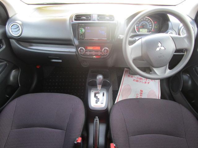 三菱 ミラージュ G CD アイドリングストップ プッシュスタート ABS