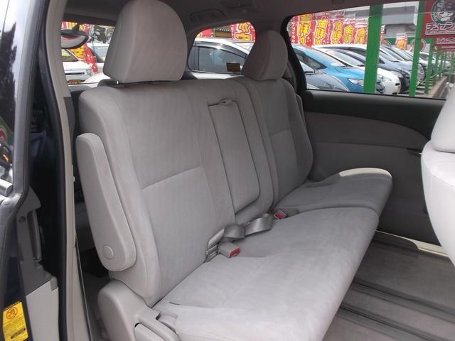 トヨタ エスティマ X プッシュスタート スマートキー 両側スライド左パワスラ