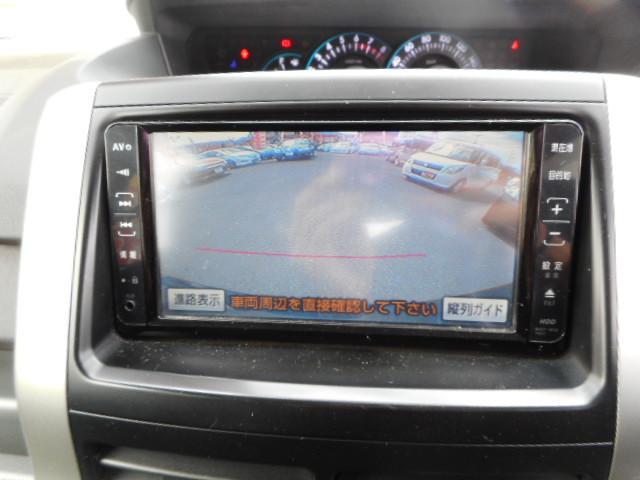 トヨタ ヴォクシー X Lエディション HDDナビ DVD ワンセグ Bカメラ