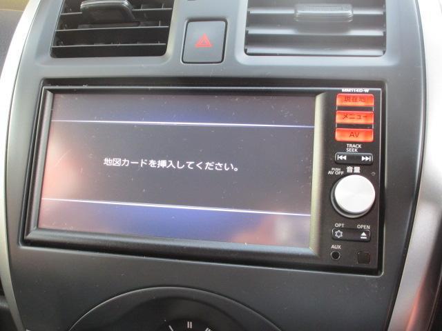 日産 マーチ S  SDナビ フルセグ CD ETC 横滑り防止装置