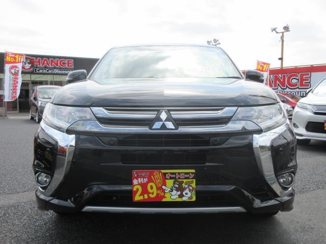 「三菱」「アウトランダーPHEV」「SUV・クロカン」「千葉県」の中古車5
