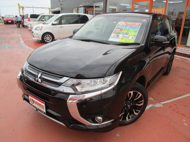 「三菱」「アウトランダーPHEV」「SUV・クロカン」「千葉県」の中古車42