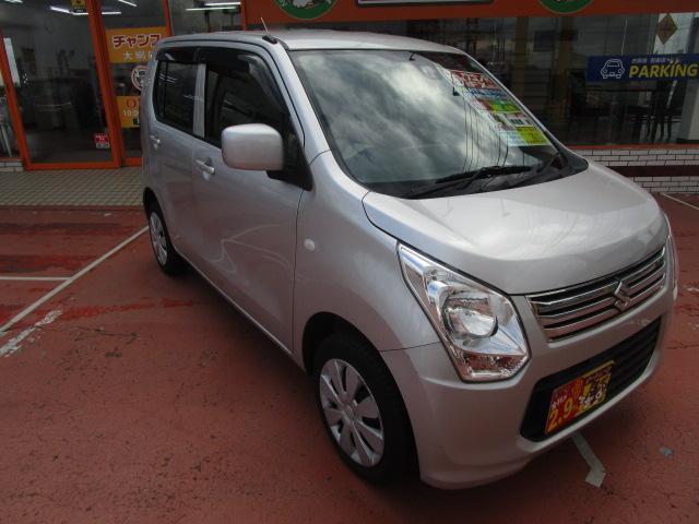 「スズキ」「ワゴンR」「コンパクトカー」「千葉県」の中古車7