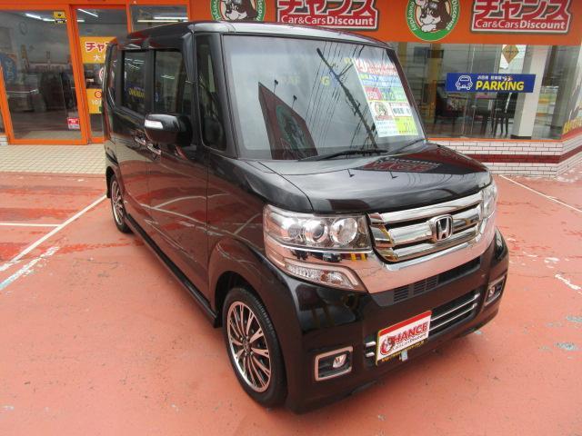 「ホンダ」「N-BOX」「コンパクトカー」「千葉県」の中古車7